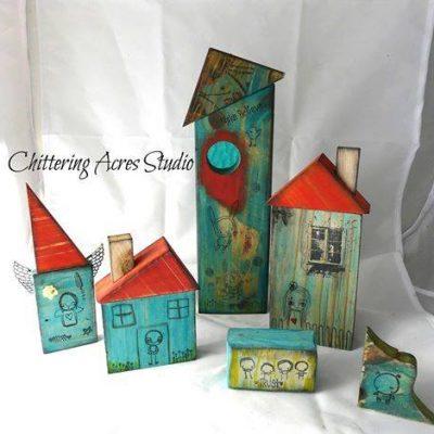 Tiny tiny tiny houses